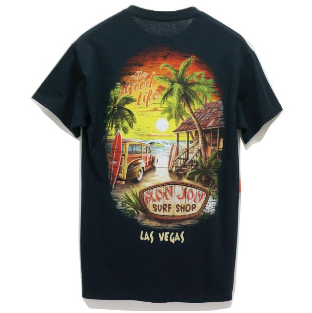 RON JON SURF SHOP ロンジョン サーフショップ Tシャツ SURFER GOOD LIFE Tee