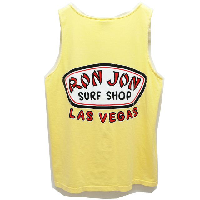 RON JON SURF SHOP ロンジョン サーフショップ タンクトップ TRUSTY BADGE TANK TOP