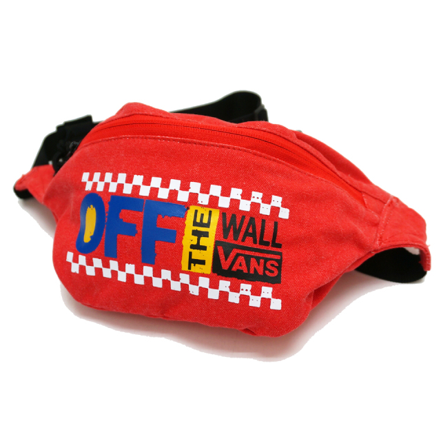 VANS ヴァンズ OFF THE WALL WAIST POUCH