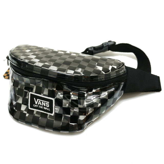 VANS ヴァンズ CLEAR CUT FANNY PACK