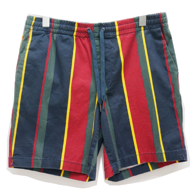 PACSUN パックサン ショーツ RETRO STRIPE EASY SHORTS