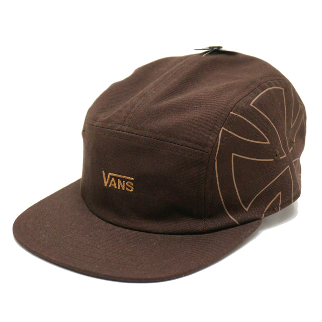 VANS ヴァンズ ジェットキャップ INDEPENDENT 5PANEL CAP