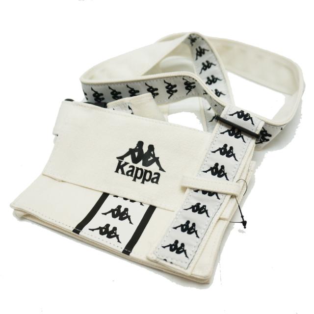 SALE セール KAPPA カッパ ショルダーバッグ CANVAS MINI SHOULDER BAG 【#SafeAtHome】