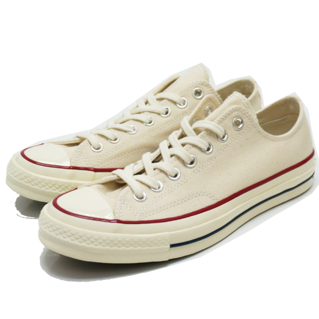 CONVERSE コンバース 日本未発売 CHUCK TAYLOR 1970's LOW CT70 - PARCHMENT