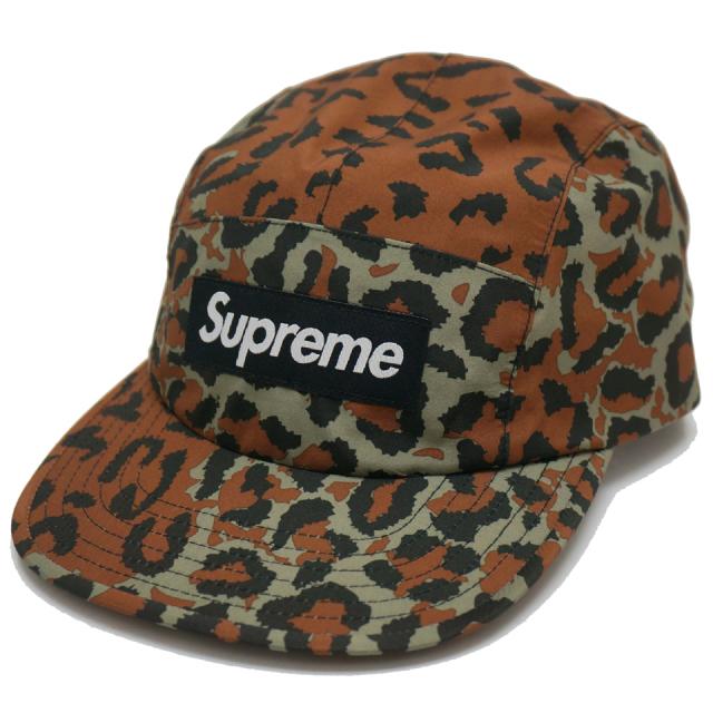 SUPREME シュプリーム GORE-TEX CAMP CAP レオパード LEOPARD