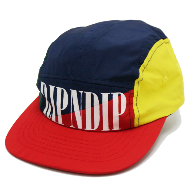 RIPNDIP リップンディップ キャップ HOOK EM UP CAMPER CAP
