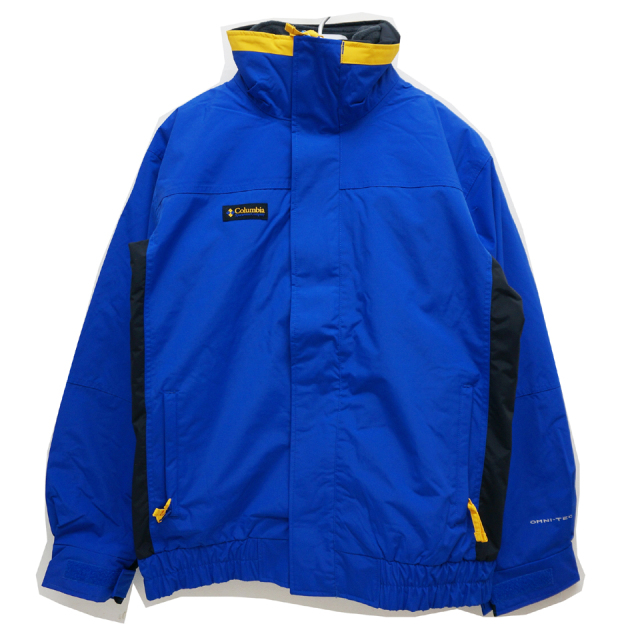 SALE セール COLUMBIA コロンビア ナイロンジャケット BUGABOO 1986 INTERCHANGE JACKET WE1190 - BLUE
