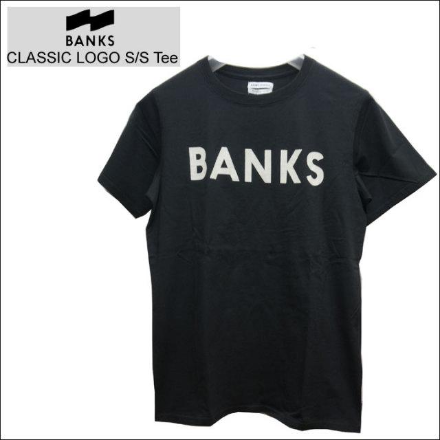 banksのTシャツ