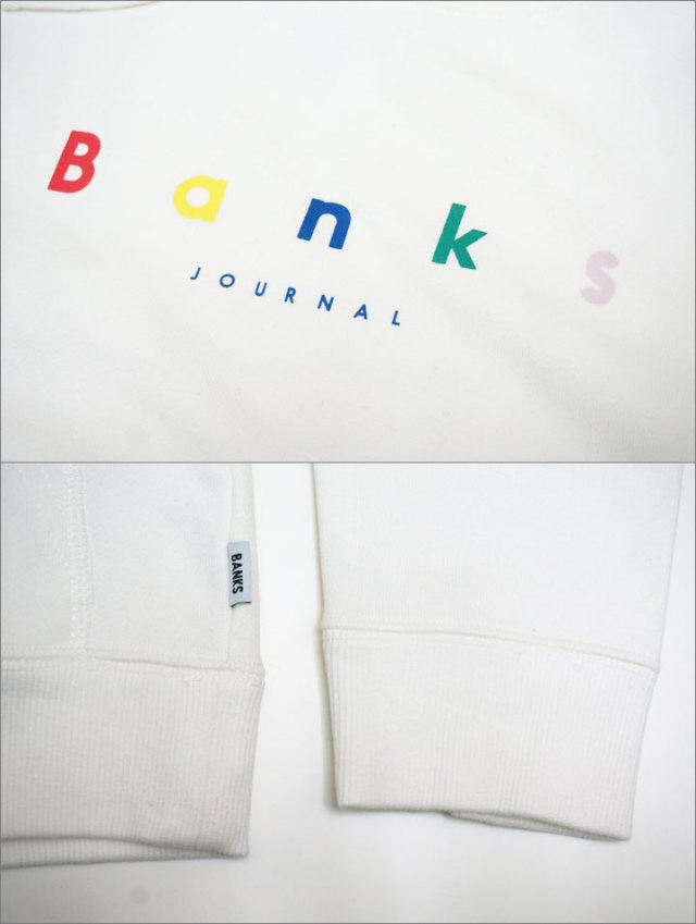 BANKSのスウェット