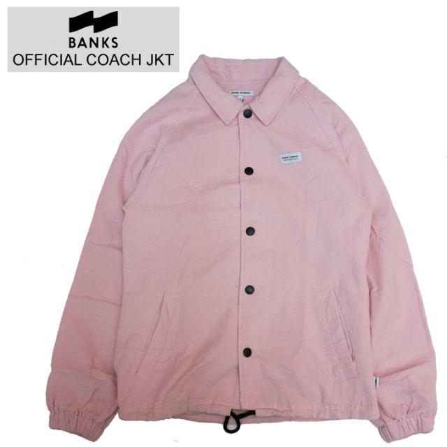 BANKSのジャケット