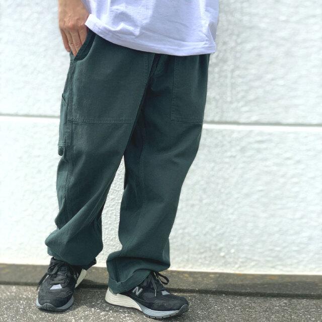 ビッグマック BIG MAC イージーパンツ ワークパンツ TWILL EASY WORK PANTS セットアップ SET UP グリーン
