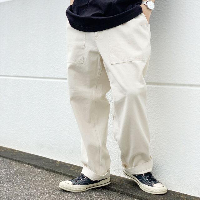 ビッグマック BIG MAC イージーパンツ ワークパンツ TWILL EASY WORK PANTS セットアップ SET UP オフホワイト
