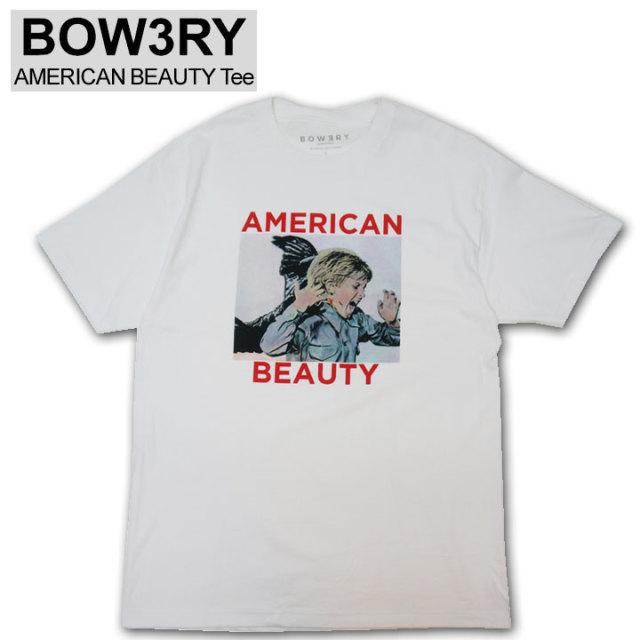boweryのTシャツ