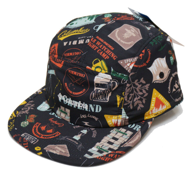 COLUMBIA コロンビア GREENHORN MEADOW CAP キャップ 帽子 PU5046