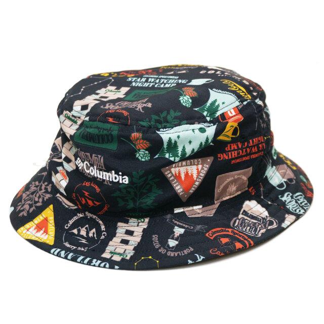 COLUMBIA コロンビア GREENHORN MEADOW BUCKET HAT バケットハット 帽子 PU5045