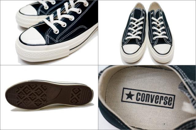 converseのスニーカー
