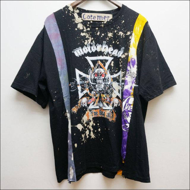 COTEMERリメイクTシャツ