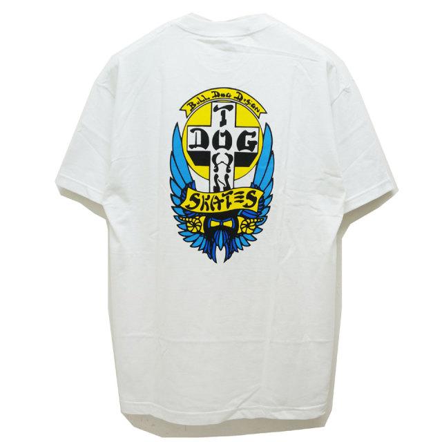 DOG TOWN ドッグタウン BULL DOG Tee