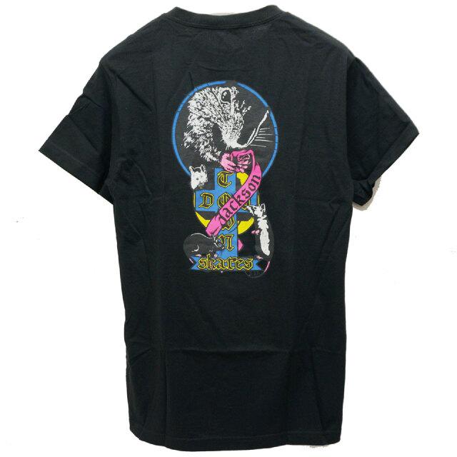 DOG TOWN ドッグタウン Tシャツ TIM JACKSON S/S Tee ブラック