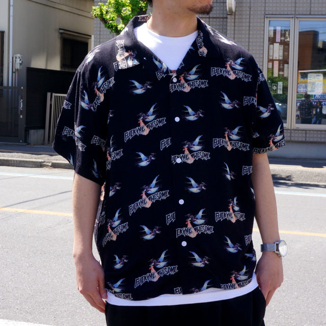 FUCKING AWESOME ファッキングオーサム BIRD BAG CLUB SS SHIRT