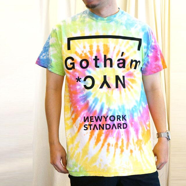 SALE セール ゴッサム GOTHAM NYC Tシャツ GOTHAM NYC TIE DYE S/S Tee タイダイ