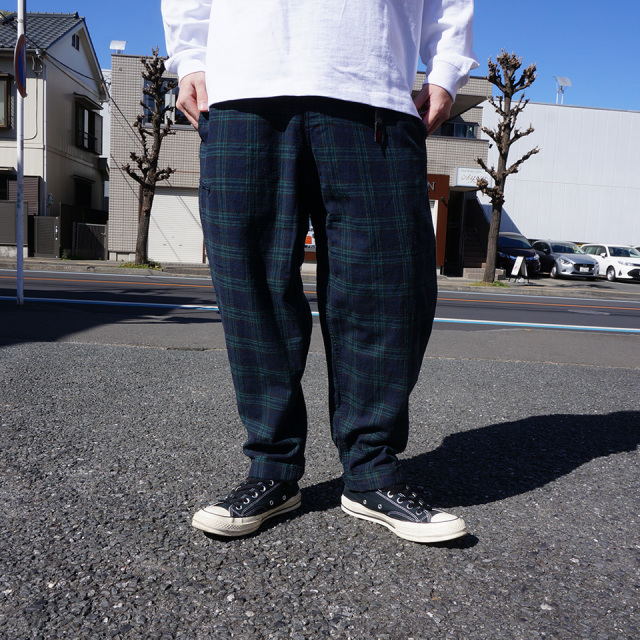 グラミチ GRAMICCI ロングパンツ LINEN COTTON RESORT PANTS クライミングパンツ GMP-20S031