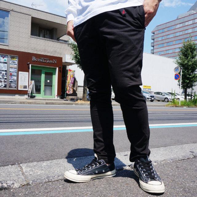 グラミチ GRAMICCI クライミングパンツ NN-PANTS TIGHT FIT スキニーパンツ ブラック 8818-FDJ