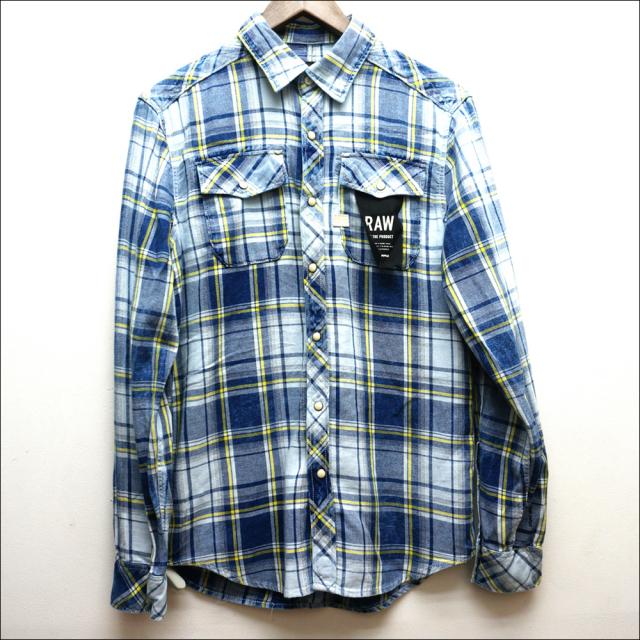 ジースターのシャツ