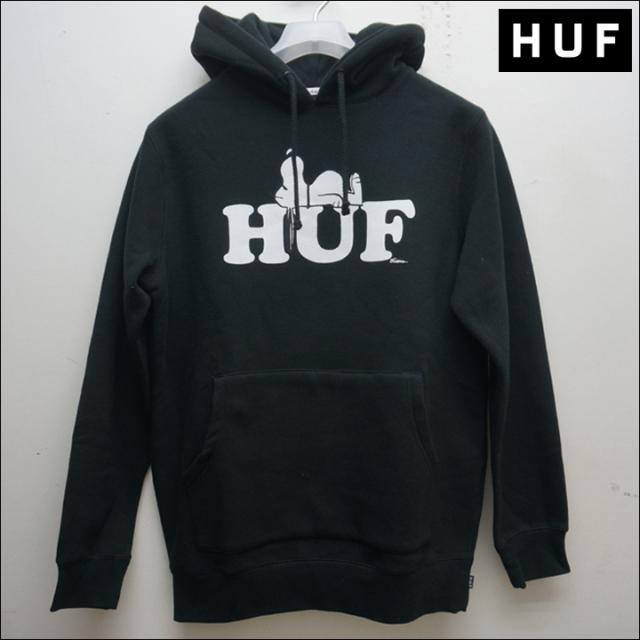 HUFのパーカー
