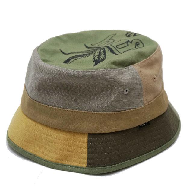 HUF ハフ バケットハット GREEN THUMB BUCKET HAT グリーン 420 COLLECTION