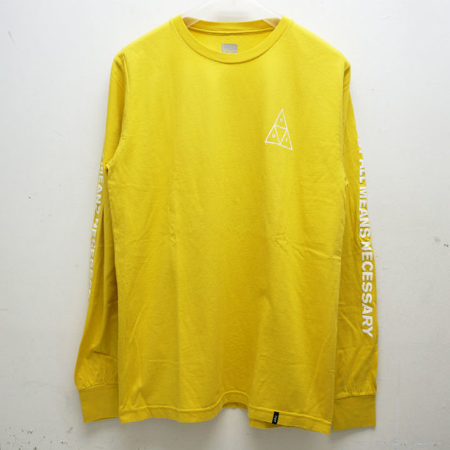 HUF ハフ ロンT TRIPLE TRIANGLE L/S Tee