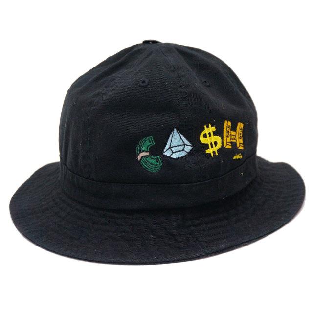 INTERBREED インターブリード ハット Cleofus PAYDAY HAT ブラック