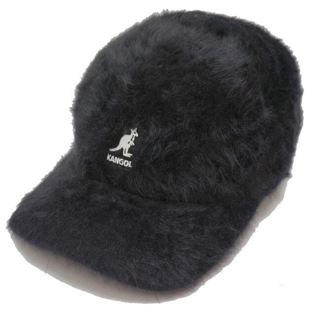 KANGOL カンゴール キャップ FURGORA BALL CAP ファーゴラ ブラック