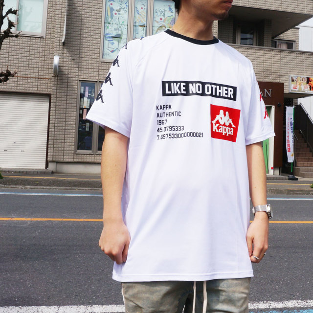 KAPPA カッパ Tシャツ S/S JERSEY Tee