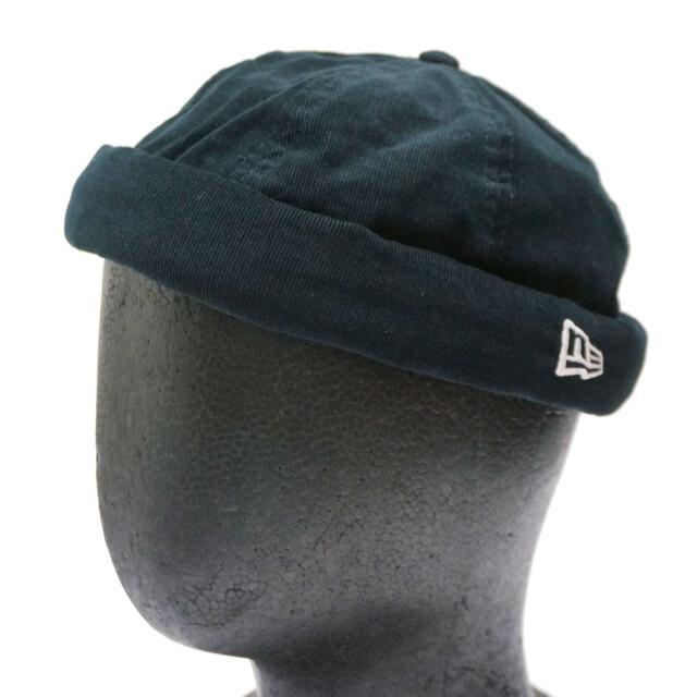NEW ERA ニューエラ フィッシャーマンキャップ FISHERMAN MICRO CORDUROY CAP 帽子 キャップ ブラック