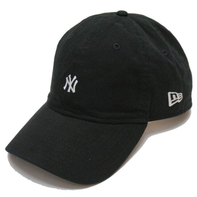 ニューエラ NEW ERA ローキャップ 9THIRTY NY WASHED CAP キャップ 帽子 ブラック 黒 BLACK ヤンキース ニューヨーク YANKEES