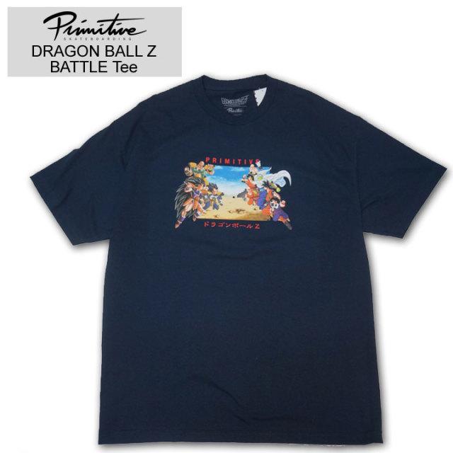 PRIMITIVEのTシャツ