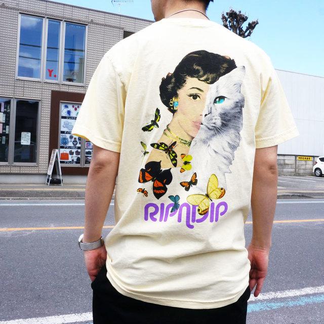 RIPNDIP リップンディップ Tシャツ MASK S/S Tee