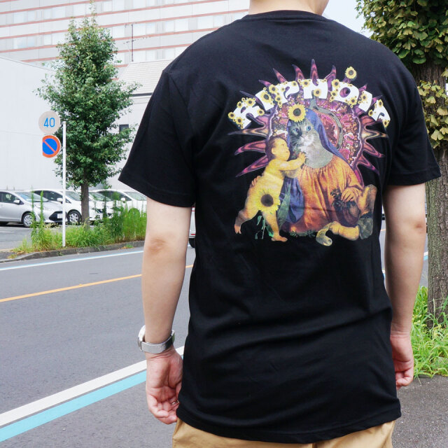 RIPNDIP リップンディップ Tシャツ PRECIOUS S/S Tee ブラック 黒 BLACK