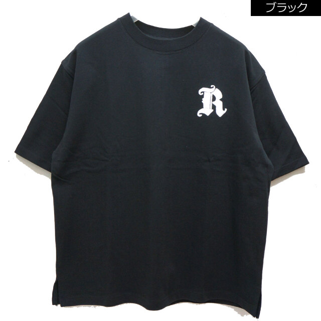 全2色 RVCA ルーカ ENO S/S Tee Tシャツ ブラック ベージュ BB041-208