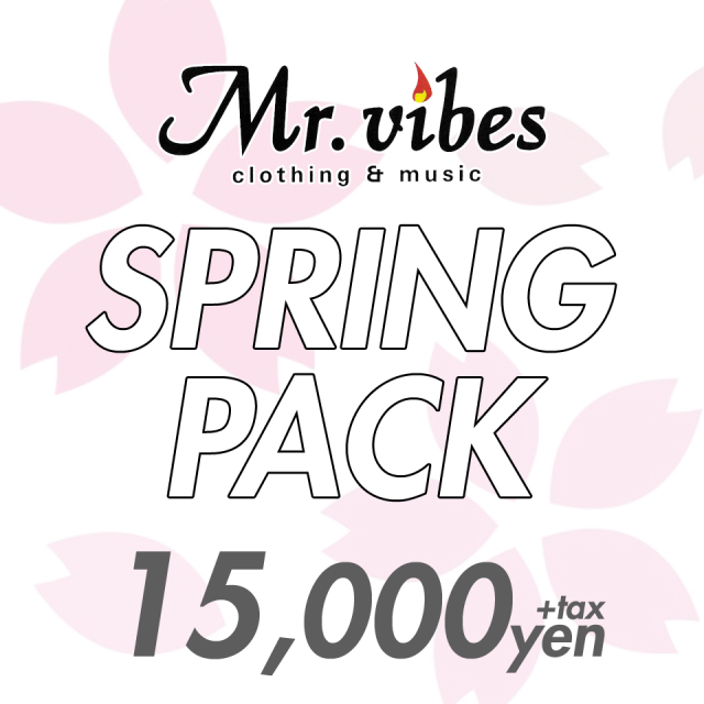 Mr.vibes SELECT SPRING PACK