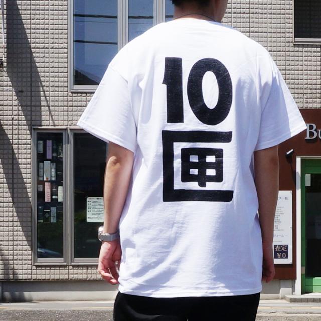 TENBOX 10匣 テンボックス J TENBOX S/S Tee
