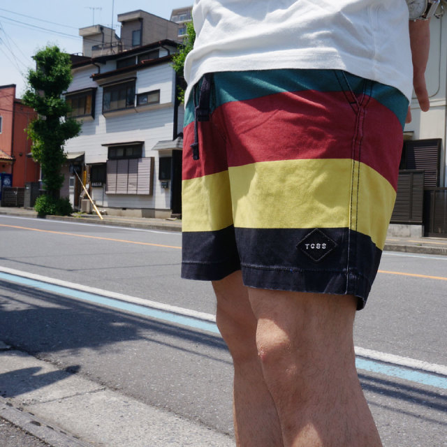 TCSS ティーシーエスエス ボードショーツ SUNSET BOARD SHORTS BS1845