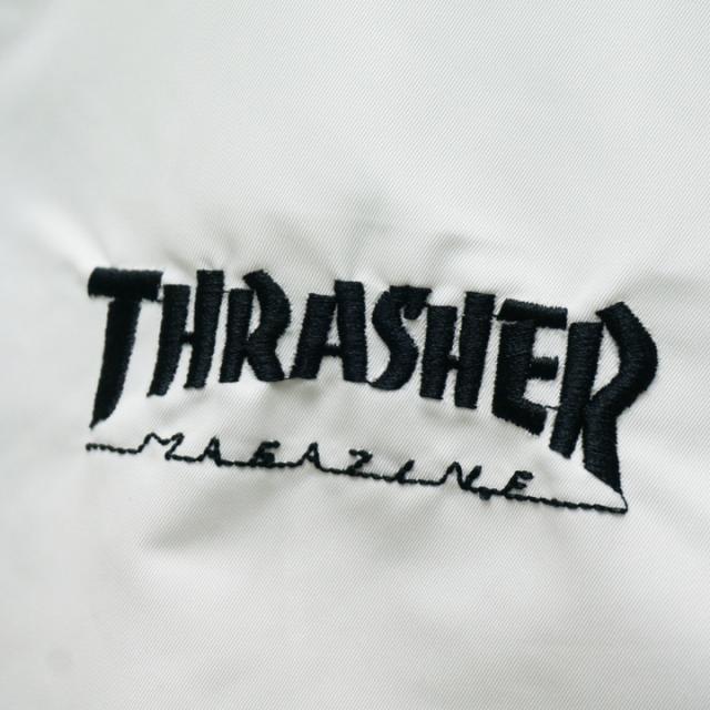thrasherのコーチジャケット