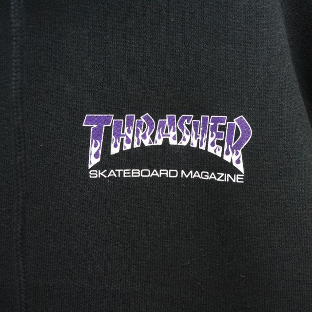 THRASHERのパーカー