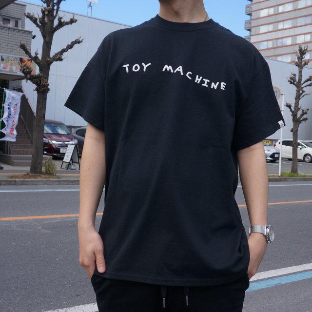 TOY MACHINE トイマシーン FIST PRINT S/S Tee (TMP19ST4)