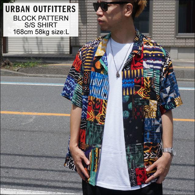 UOのシャツ