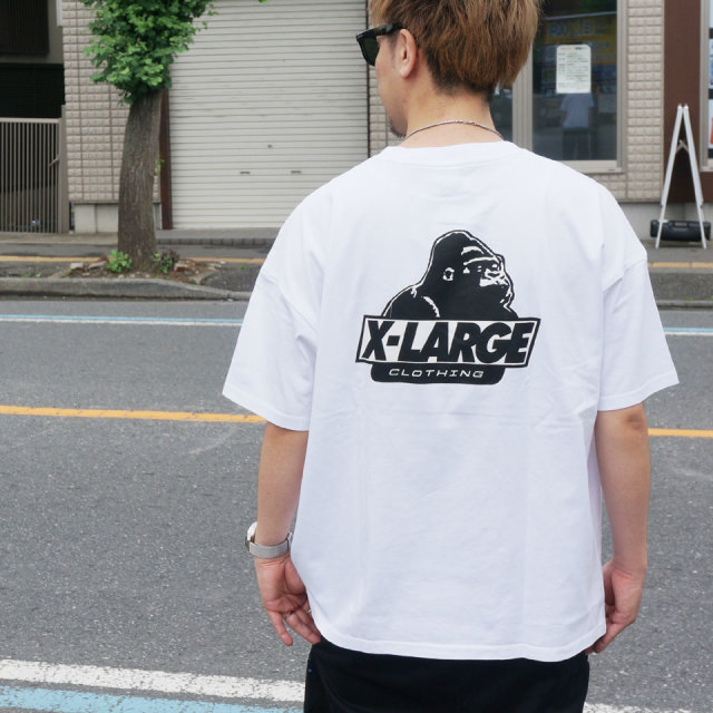XLARGE エクストララージ Tシャツ CHAMPION S/S POCKET Tee 01191132