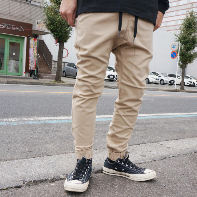 ZANEROBE ゼインローブ SURE SHORT JOGGER PANTS - BEIGE
