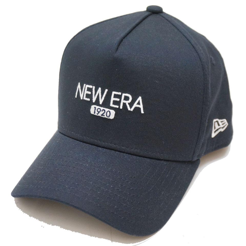 NEW ERA ニューエラ キャップ GOLF 9FORTY A-FRAME STRECH NE 1920 ネイビー